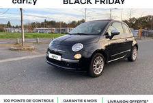 FIAT 500C 500C 1.2 8V 69 ch Lounge 8280 37000 Tours