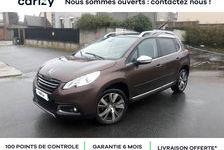 Peugeot 2008 1.6 e-HDi 92ch FAP BVM5 Féline Cuivre 2015 occasion LIMOGES 87000