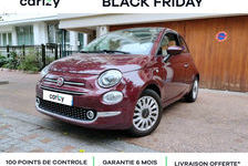 FIAT 500 MY17 500 1.2 69 ch Dualogic Lounge 9790 92300 Levallois-Perret
