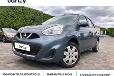 Nissan Micra 1.2 - 80 Connect Edition 2014 occasion Fontenay-aux-Roses 92260