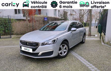 Peugeot 508 SW 1.6 BlueHDi 120ch S&S EAT6 Business Pack 2015 occasion NANTERRE 92000