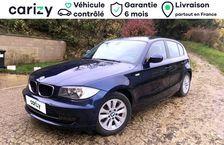 BMW SERIE 1 E87 LCI 118d 143 ch 8890 08150 Logny-Bogny