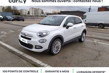 Fiat 500 X 500X 1.6 MultiJet 120 ch Lounge 2015 occasion TROYES 10420