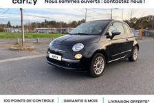 Fiat 500 C 1.2 8V 69 ch Lounge 2014 occasion TOURS 37000