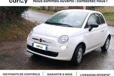 Fiat 500 1.2 8V 69 ch Pop 2015 occasion Crécy-au-Mont 02380