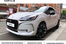 Citroën DS3 PureTech 110 S&S EAT6 Sport Chic 2016 occasion Paris 75013