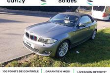 BMW SERIE 1 CABRIOLET E88 LCI 118d 143 ch Confort 11620 88190 Golbey
