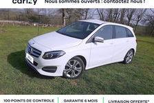 Mercedes Classe B 180 d 7-G DCT Sensation 2017 occasion Lédergues 12170