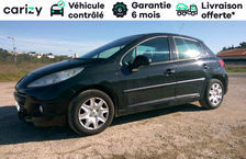 Peugeot 207 1.6 HDi 92ch FAP 2011 occasion MONTPELLIER 34070