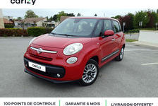 Fiat 500 L 500L 0.9 8V 105 ch TwinAir S/S Lounge 2016 occasion Oissery 77178