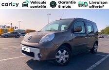 Renault Kangoo 1.5 dCi 90 eco2 FAP SL TomTom Edition Euro 5 2012 occasion CUINCY 59553