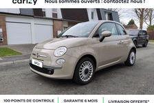 Fiat 500 1.2 8V 69 ch Lounge 2012 occasion NEUVILLE-EN-FERRAIN 59960
