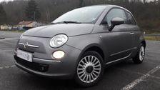 FIAT 500 1.2 70 LOUNGE 6990 57140 Woippy