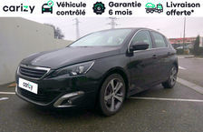 Peugeot 308 2.0 BlueHDi 150ch S&S BVM6 2016 occasion BEZIERS 34500