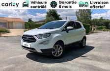 Ford Ecosport EcoSport 1.0 EcoBoost 125 BVM6 Titanium 2018 occasion MUSSIDAN 24400
