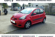 Toyota Aygo 1.0 VVT-i Connect 2011 occasion Antibes 06600