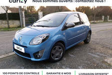 Renault Twingo II 1.2 LEV 16v 75 eco2 Night&Day Euro 5 2011 occasion SENLIS 60300