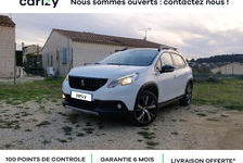 Peugeot 2008 PureTech 130ch S&S BVM6 GT Line 2019 occasion VELAUX 13880