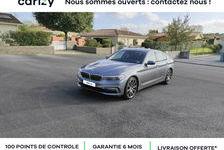BMW Série 5 530d 265 ch BVA8 Luxury 2017 occasion YCHOUX 40160