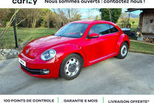 Volkswagen COCCINELLE II Coccinelle 1.2 TSI 105 Vintage 2013 occasion Saint-Julien-en-Genevois 74160