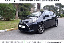 Toyota Yaris 69 VVT-i France 2015 occasion Marseille 13001