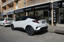 C-HR 1.8 HYBRIDE 122CH GRAPHIC PACK TECHNO 2017 occasion 13860 Peyrolles-en-Provence