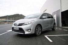 Toyota Verso 147 VVT-I Style CVT 2016 occasion Peyrolles-en-Provence 13860