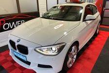 BMW Série 1 118d - bva PACK M 200005 KMS 2012 occasion Blois 41000