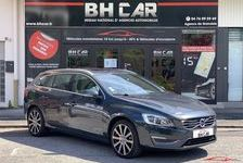 Volvo V60 D5 215 ch Geartronic 2013 occasion Seyssinet-Pariset 38170