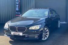 BMW Série 7 30D EDITION INDIVIDUAL BVA 2014 occasion Saintes 17100