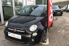 Fiat 500 1.2  AZRautokaz rue de Judée Calais 2014 occasion Calais 62100