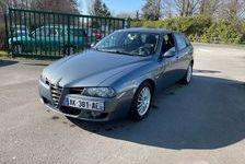 Alfa Romeo 156 sportwagon 2.4 jtd - 175 2003 occasion NEUVY EN SULLIAS 45510