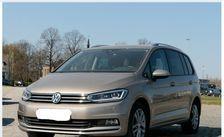 Volkswagen Touran 1.6TDI 116Ch boite dsg 7 2018 occasion Rodez 12000