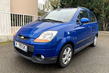Chevrolet Matiz 1 L PACK CLIM. 4 CV 59000 KMS 2009 occasion Poissy 78300