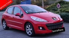 Peugeot 207 2011 - Rouge - 1.4 hdi 70ch clim 5portes propre 5800 27200 Vernon