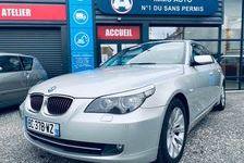 BMW Série 5 535 D 3.0D 286cv BVA E60 2008 occasion Blois 41000