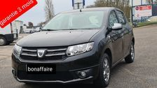 Dacia Sandero 1.2 16v - 75ch GPS an 2016 2016 occasion Bennecourt 78270
