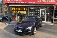 Peugeot 308 2014 - Bleu Métallisé - II 1.6 BLUEHDI 120 FAP BUSINESS 2014 7470 27140 Gisors