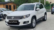 Volkswagen Tiguan 2.0 tdi bluemotion 110 toit pan 2012 occasion Bennecourt 78270