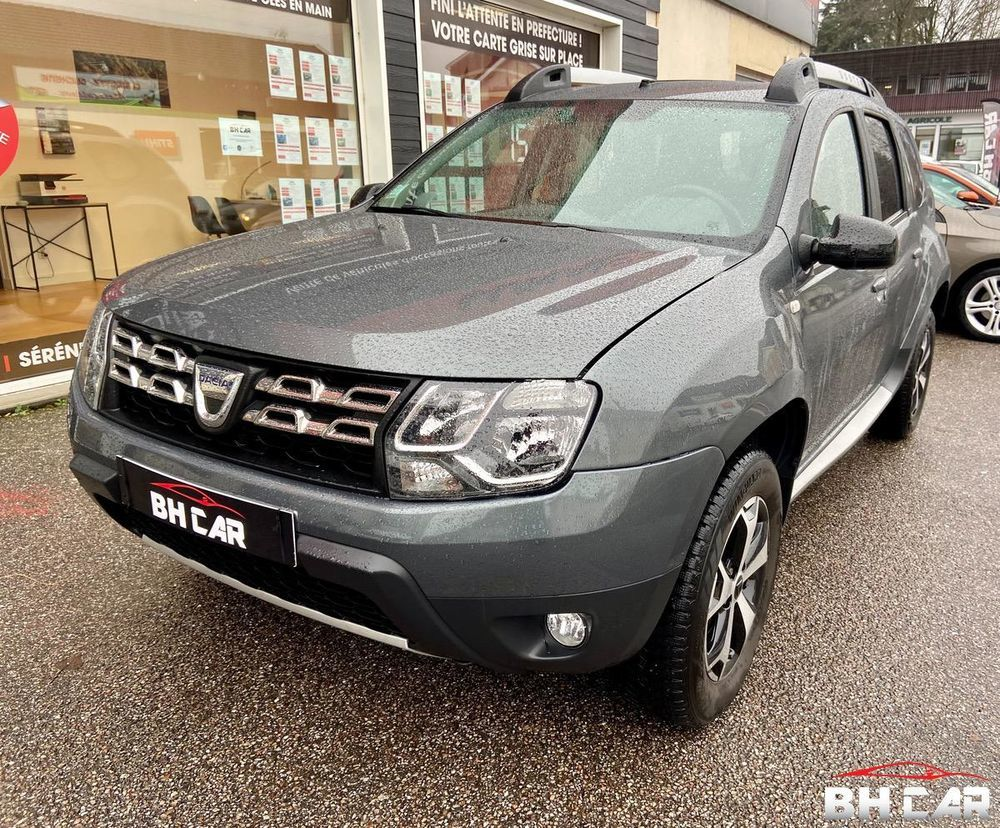 Duster 110cv Explorer GPS Phase 2 2017 occasion 88190 Golbey