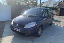 Mégane grand scenic 1.9 dci - 120 7pls 2004 occasion 77410 Claye-Souilly