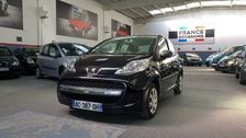 Peugeot 107 2009 - Noir Verni - 1.0 12V 68cv Urban 5p.1 2990 95310 Saint-Ouen-l'Aumône
