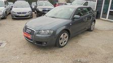 Audi A3 quattro 3.2 v6 dsg 151 010 KM 2005 occasion Fleur les Aubrais 45400