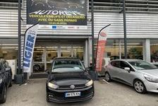 Volkswagen Touran 1.6 TDI DSG 116cv Applecarplay 2018 occasion Rodez 12000