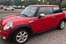 Mini Mini 2010 - Rouge Laqué - 1.6 i ONE   à saisir 8450