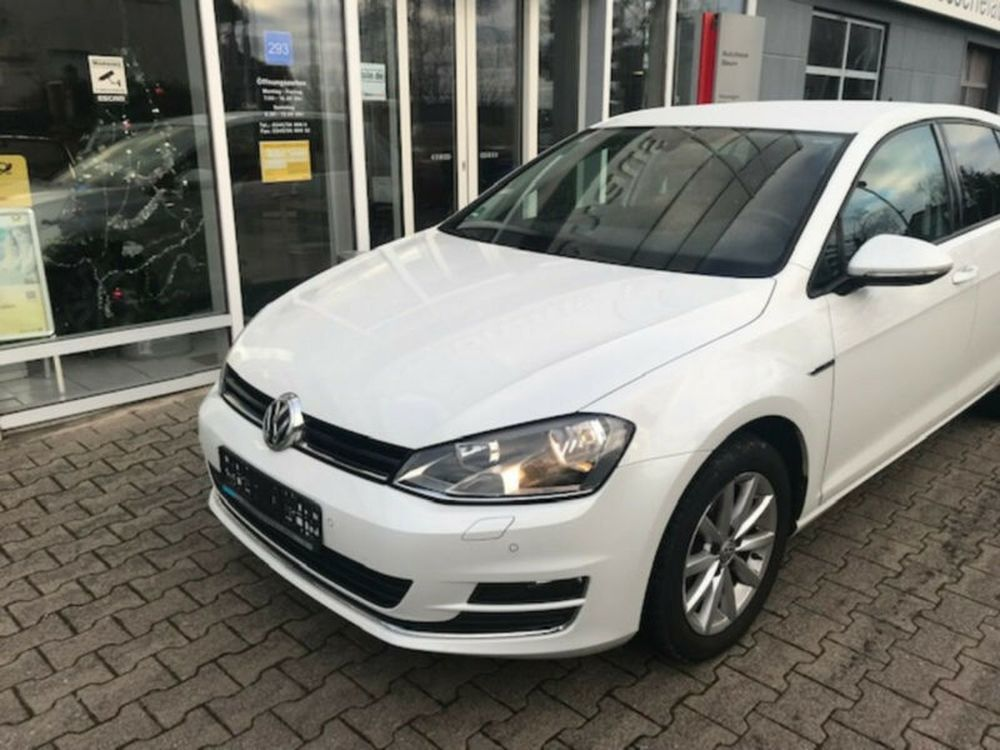 Golf VII TDI 105 pack lounge ed 2015 occasion 12000 Rodez