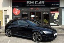 Audi S3 2.0 TFSI 300 ch S Tronic 78500 km 2014 occasion Seyssinet-Pariset 38170