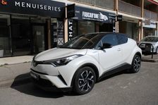 Toyota C-HR 1.8 HYBRIDE 122CH GRAPHIC PACK TECHNO 2017 occasion Peyrolles-en-Provence 13860