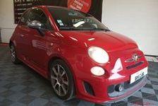 Fiat 500 ABARTH 1.4i 16v - 135CV,GARANTIE 3 MOIS 2010 occasion Dompierre-sur-Mer 17139