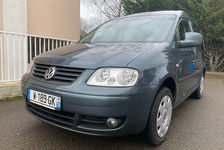 Volkswagen Caddy 1.9 TDI PACK LIFE FAMILY 5 PLACES 2007 occasion Poissy 78300